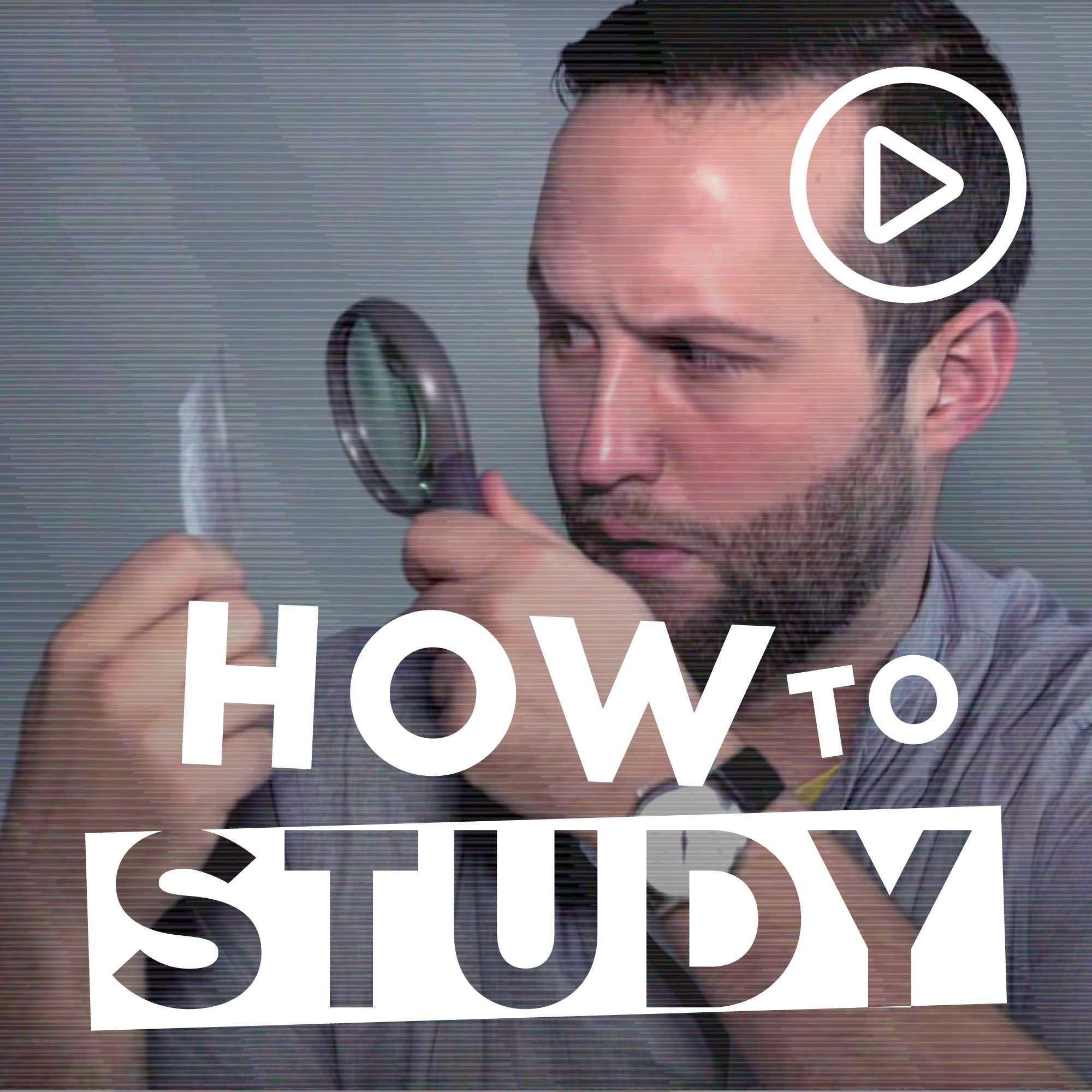 How To Study Video